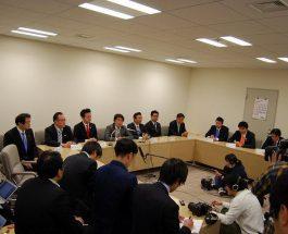 豊洲市場問題についての百条委員会設置を求める 2017.1.31