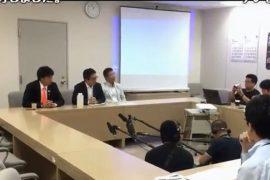 【豊洲市場移転問題】ニコニコ生放送「居酒屋空間」 2016.9.26放送分