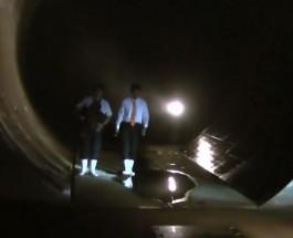 政務活動ビデオ『善福寺川取水施設~環七地下の巨大トンネル~』
