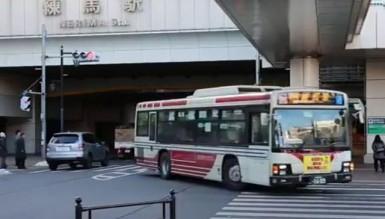 政務活動ビデオ『練馬駅ロータリー入口』