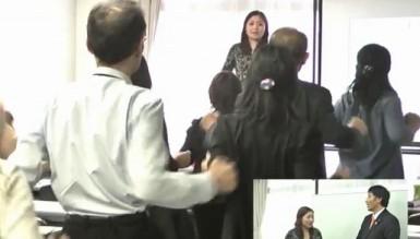 政務活動ビデオ『音楽レクリエーションセミナー調査報告』