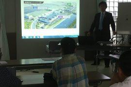 『地域の声を聴く会』 小竹地域集会所 2016.10.1