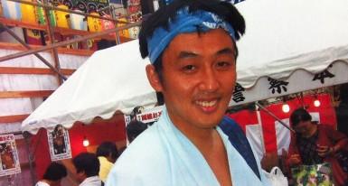 中村橋阿波踊り 2012.9.2